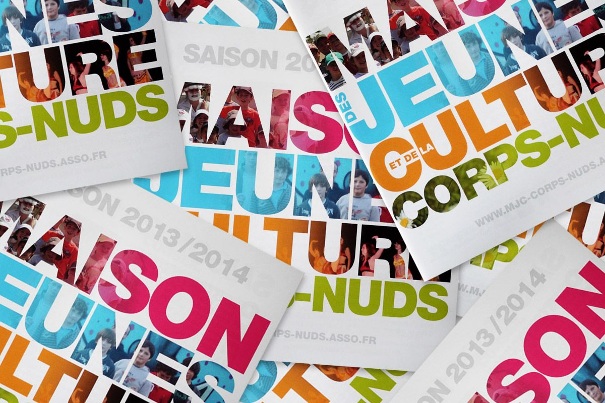 edition à Rennes, MJC Corps-nuds